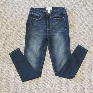 High rise skinny Jean's from Mudd
